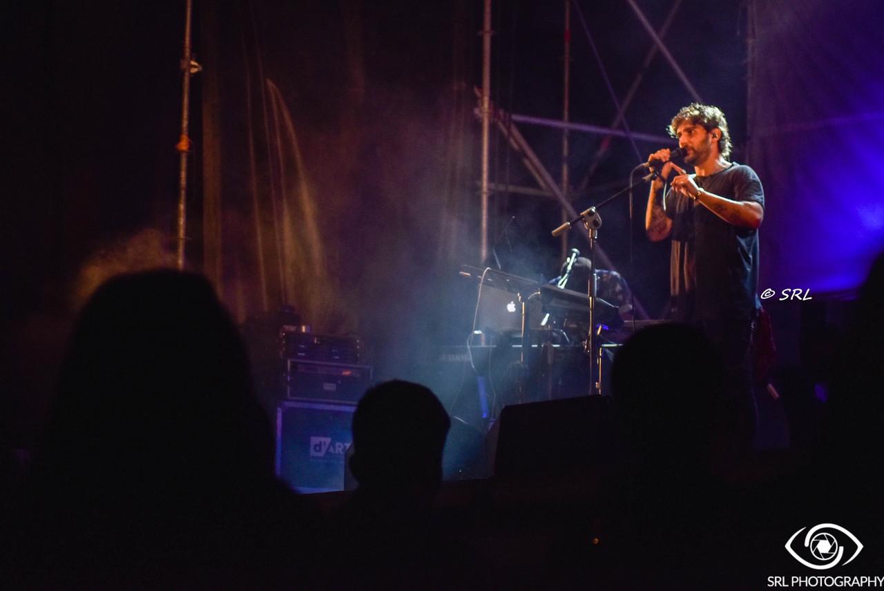 Dani Fernández en San Fernando: Fernández incendia la bahía con música en tiempos de pandemia