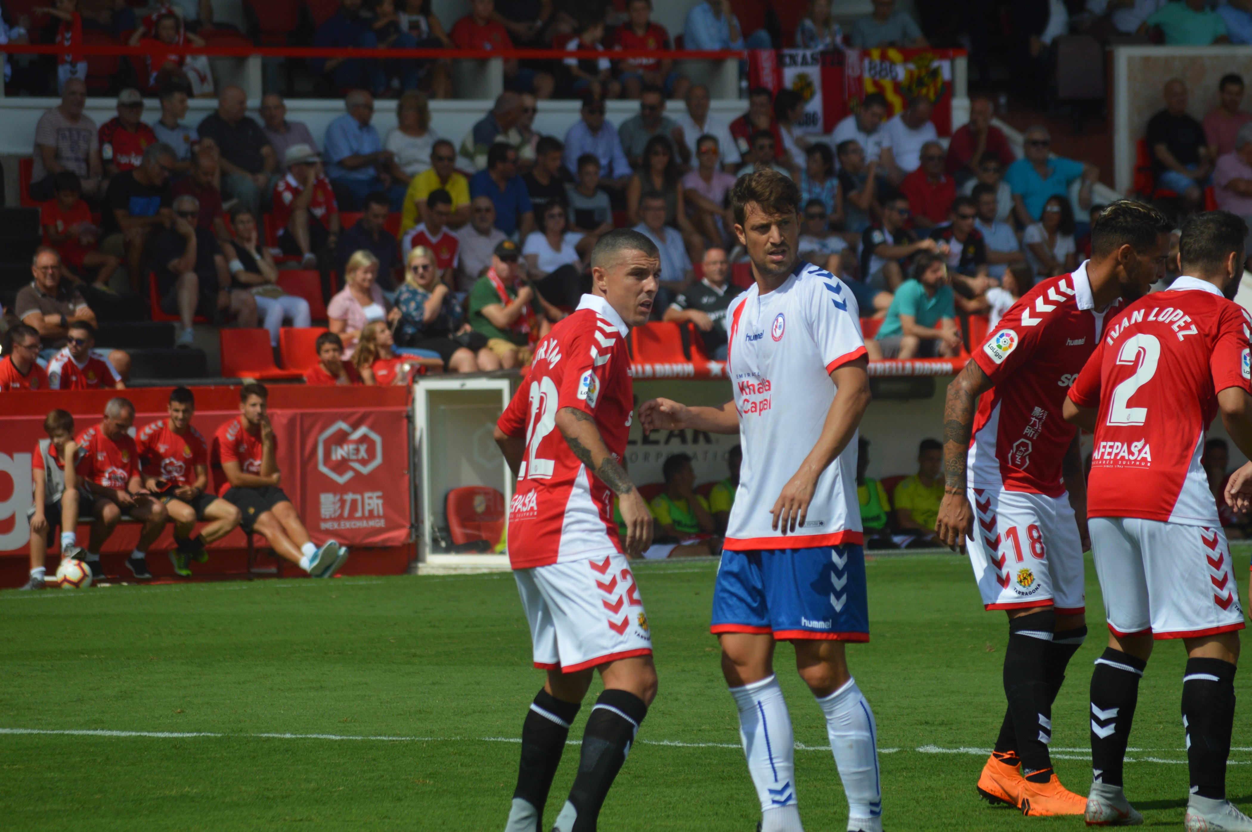 Horarios jornada 8: Rayo Majadahonda-Sporting de Gijón, 20:00 horas