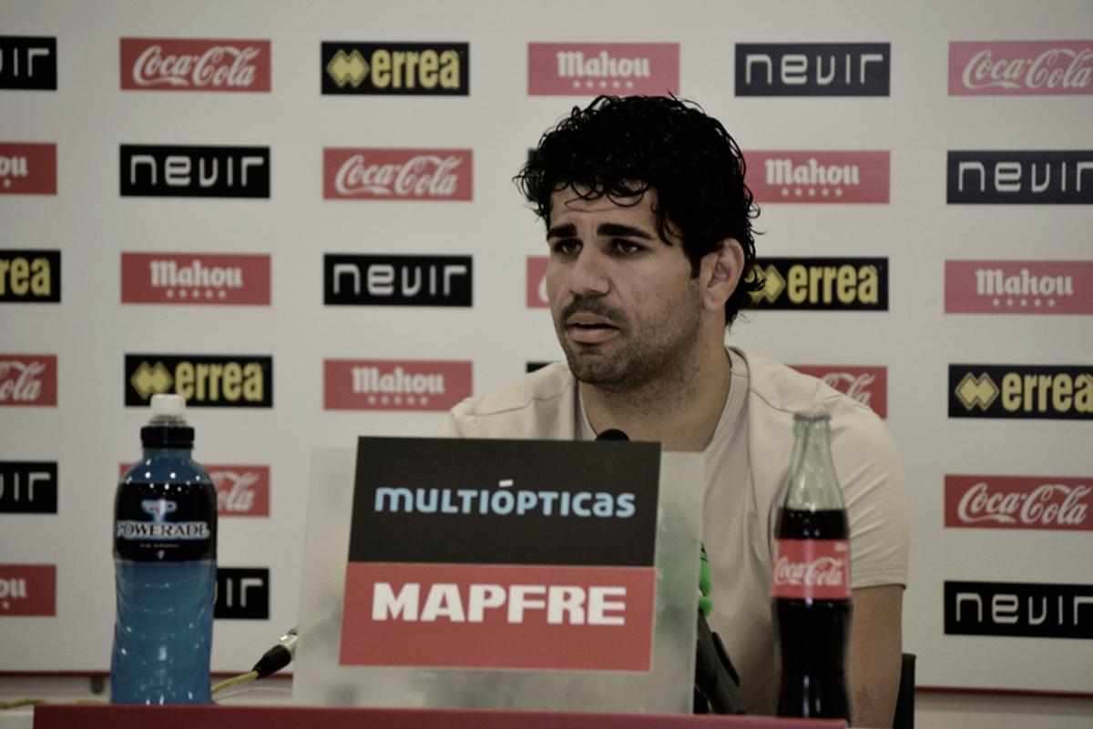 Diego Costa y sus inolvidables momentos en el Rayo