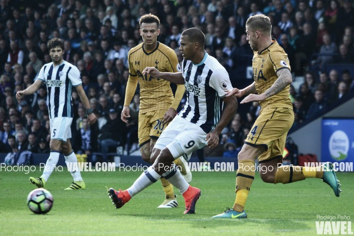 Photos and images from West Bromwich Albion 1-1 Tottenham Hotspur