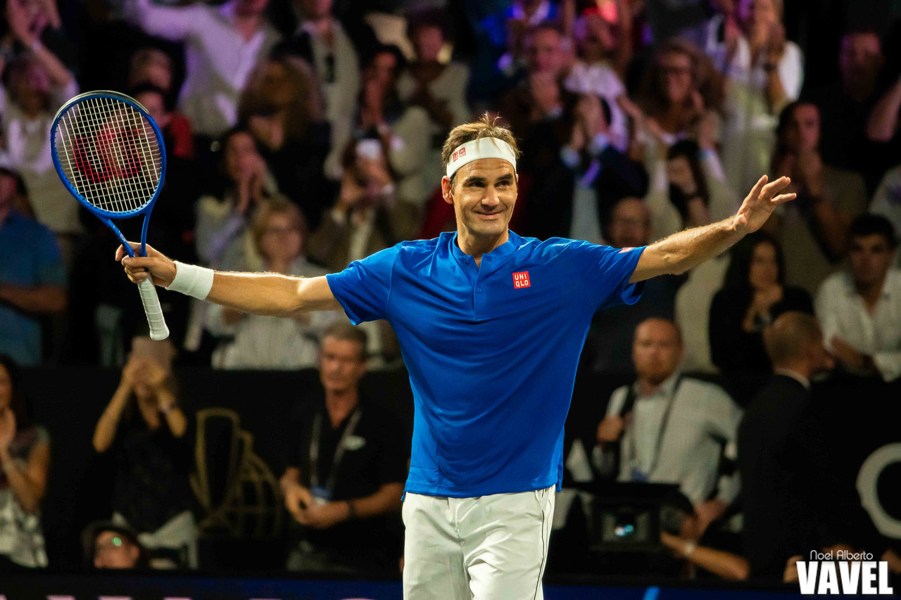 Laver Cup: Roger Federer vs Nick Kyrgios photo gallery