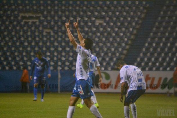 Fotogalería: Puebla 2-0 Celaya FC, en imágenes