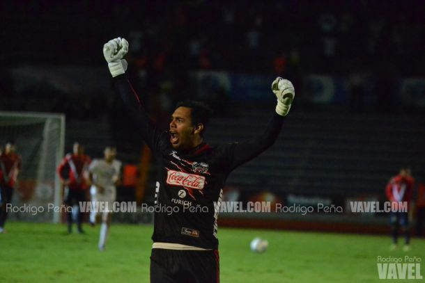 Yair Urbina, dolido por no haberle ganado a Veracruz