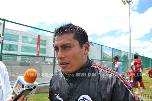 """Omar Tejeda: """"Debemos trabajar fuerte"""""""