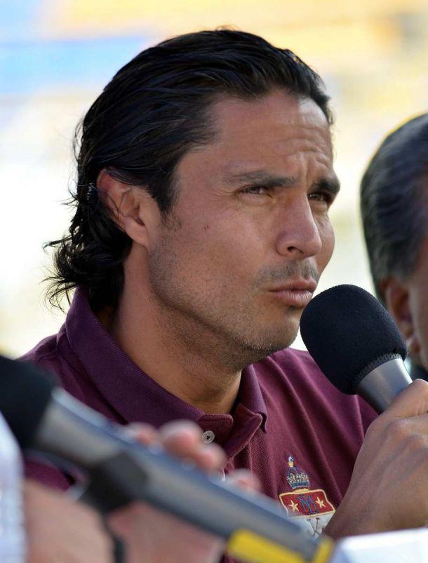 Braulio Luna, comprometido con el Atlético San Luis