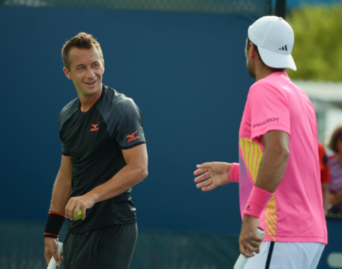 ATP Cincinnati: Kohlschreiber/Verdasco stun Kontinen/Peers to reach the semifinals