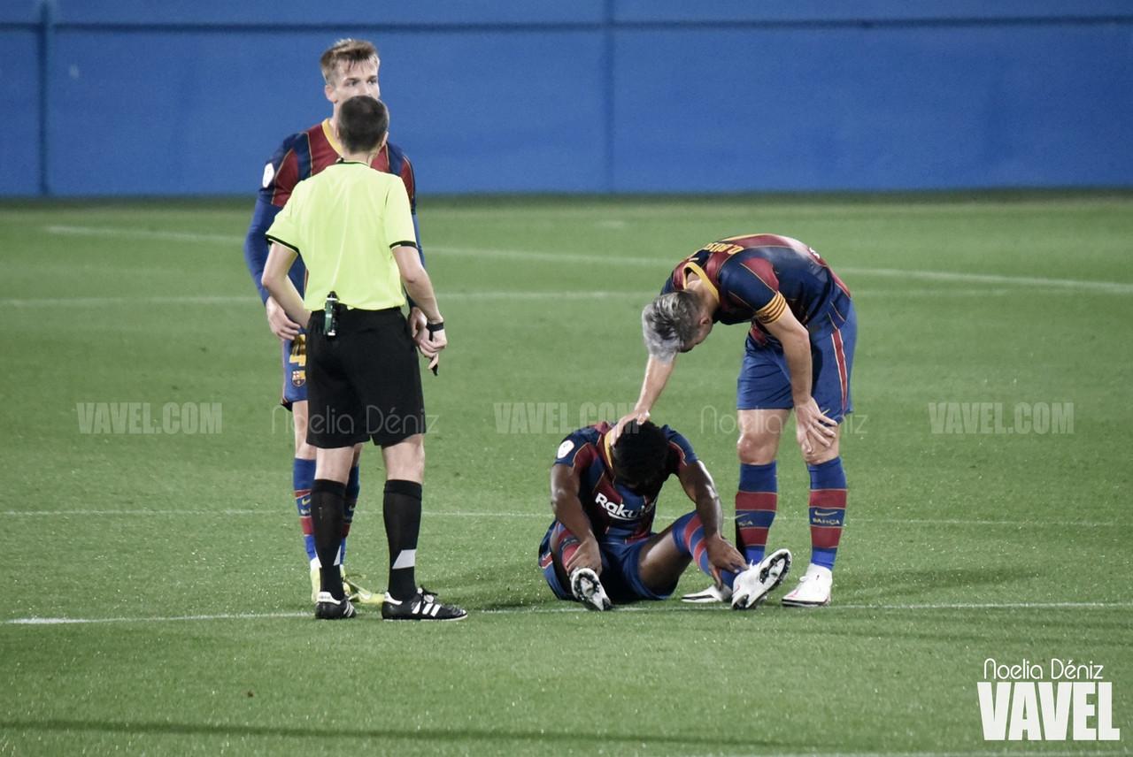 Igor Gomes sufre una lesión de larga duración