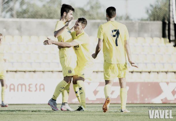 Fotos e imágenes del Villarreal B 2-0 UE Olot, jornada 2 del grupo III de segunda división B