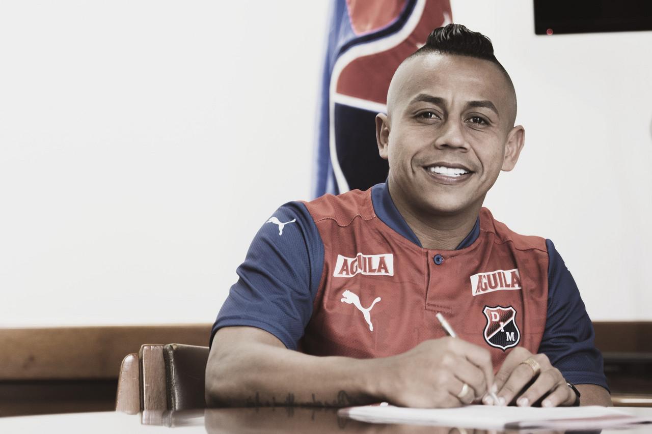 Vladimir Hernández es nuevo jugador del Medellín