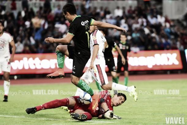Fotos e imágenes del Lobos BUAP 2-1 Venados FC de la décimo quinta fecha del Ascenso MX