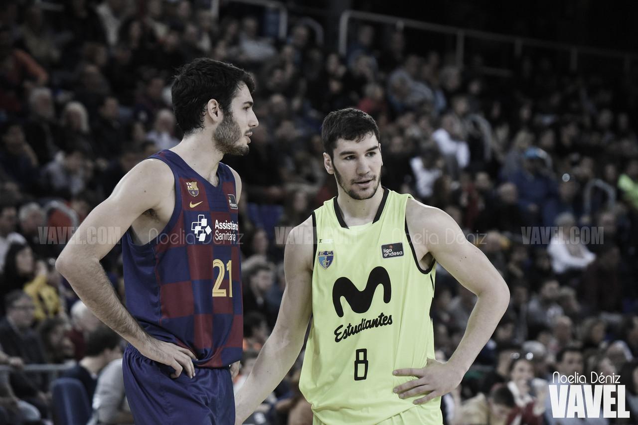"""Álex Abrines: """"Lo bueno de este equipo es que no dependemos de un solo jugador"""""""