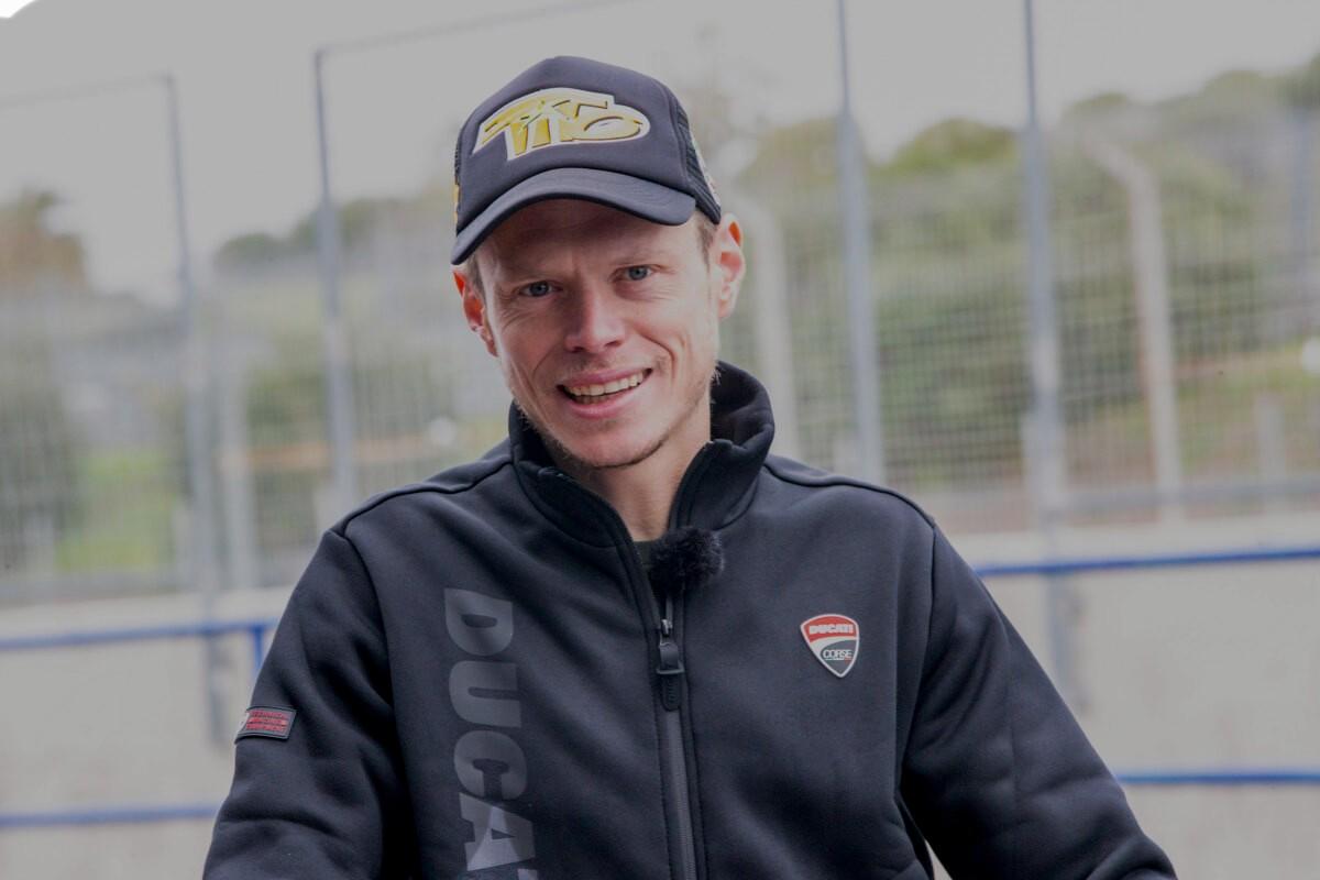 Tito Rabat sustituirá a Jorge Martín en Jerez