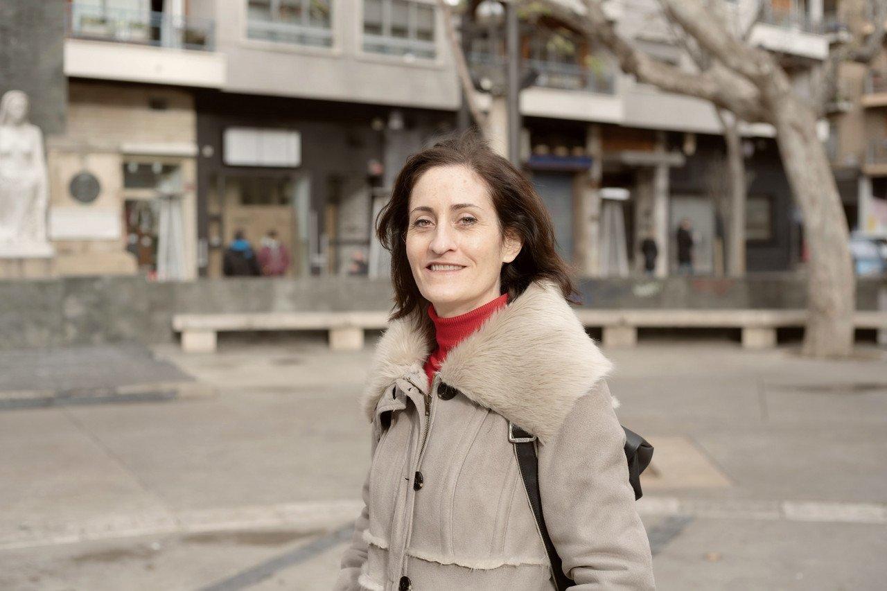 """Laura Gómez-Lacueva: """"Nunca ha sido mi sueño estar en los premios, solo quiero trabajar con los mejores"""""""