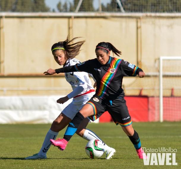 Fotos e imágenes del Albacete Femenino Nexus 2-3 Rayo Vallecano, primera división femenina