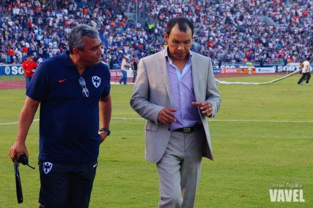 Martín Salcedo es dado de baja de Monterrey