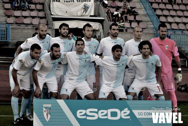 Fotos e imágenes de SD Compostela 1-2 Celta B de la jornada 7, Segunda División B Grupo I