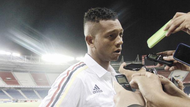 """Fredy Guarín: """"vengo a demostrar que puedo ser titular"""""""