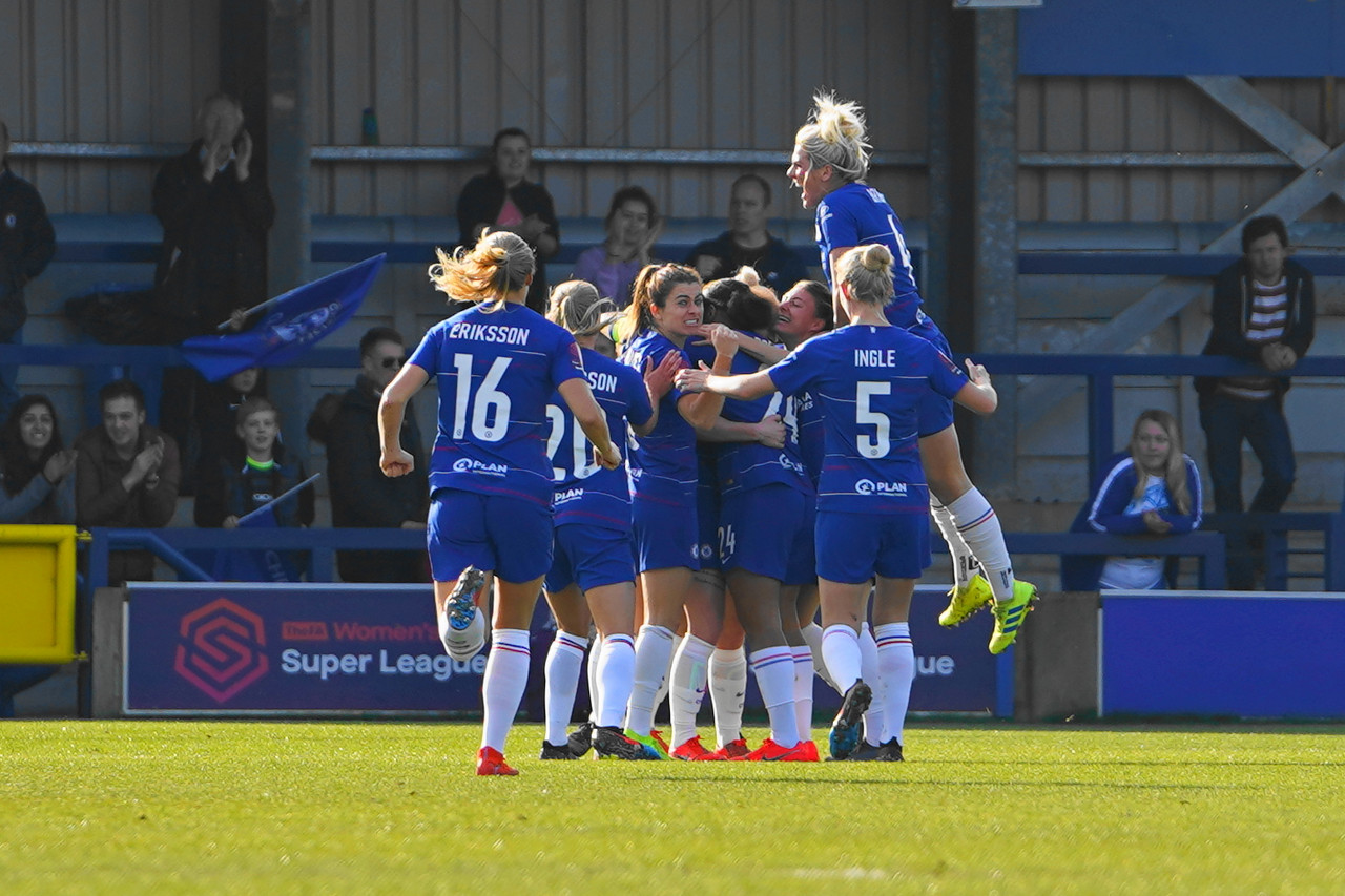Women's FA Cup: Chelsea 3-0 Arsenal