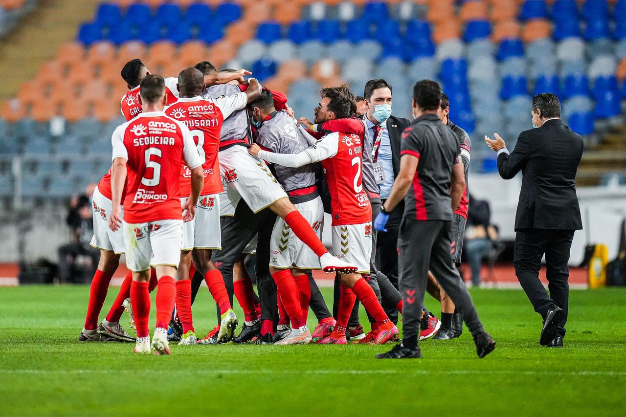 El Braga se lleva la Copa
