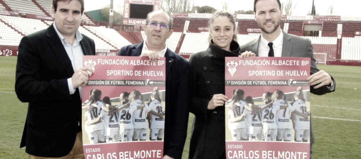 El Fundación Albacete Femenino vuelve al Carlos Belmonte