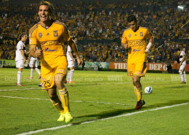 Debuta Tigres con goleada en la Copa MX