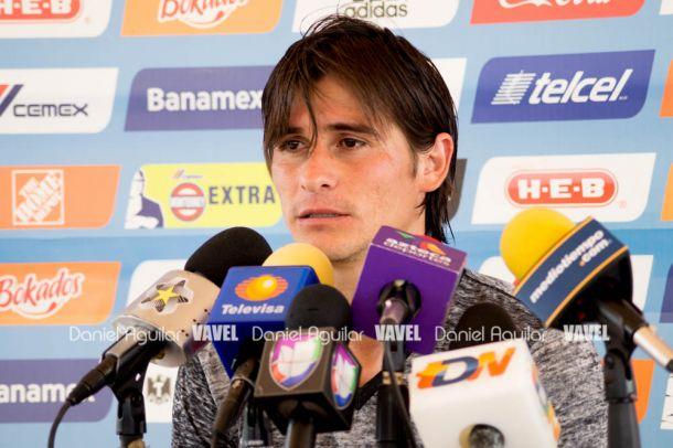 """""""Guty"""" Estrada: """"Tenemos que ganar, si queremos estar en la siguiente fase"""""""