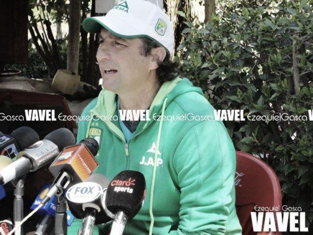 """Juan Antonio Pizzi: """"Vencer a Cruz Azul será difícil, más no imposible"""""""