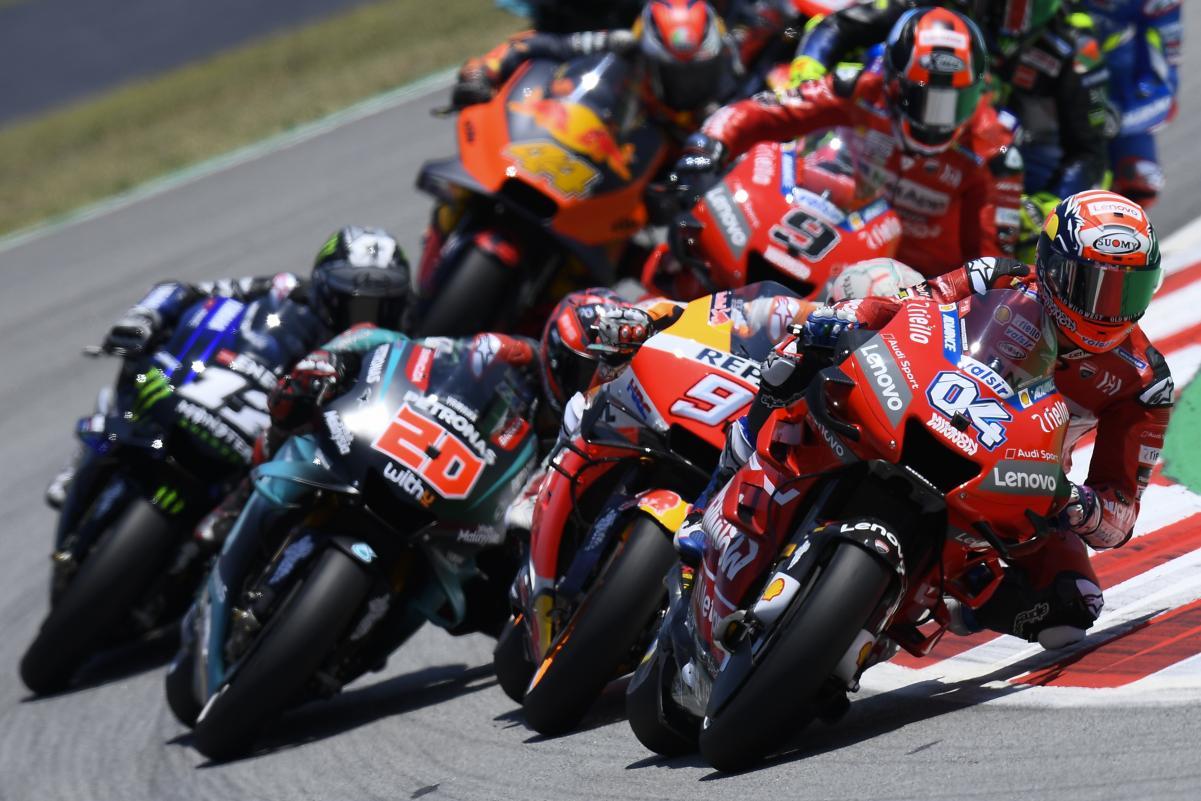 Ecuador Mundial de MotoGP: Marquéz camino del octavo campeonato