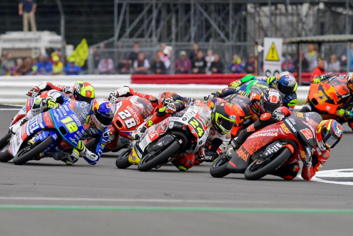Carrera GP de Aragón de Moto3 EN VIVO y en directo online