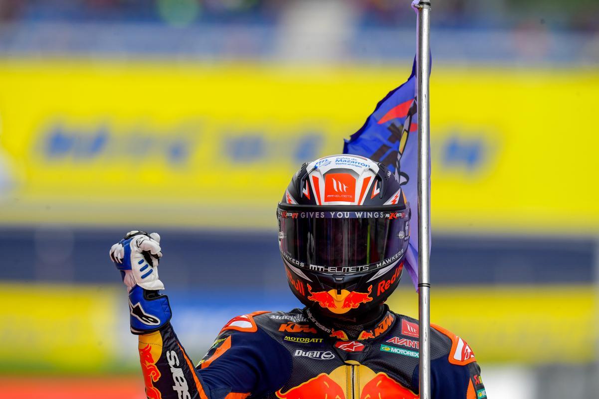 Segunda ronda en el Red Bull Ring: A por la victoria