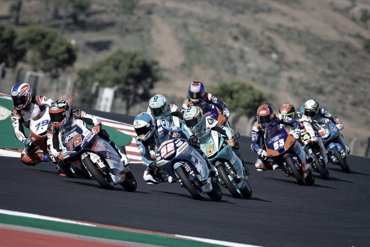 Resumen carrera Gran Premio de Portugal 2021 de Moto3