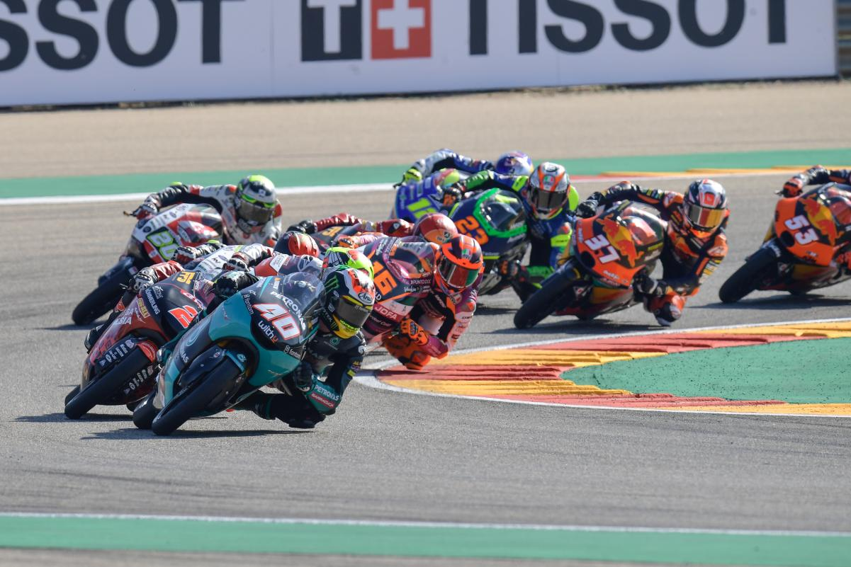 Moto3 pone rumbo a Italia