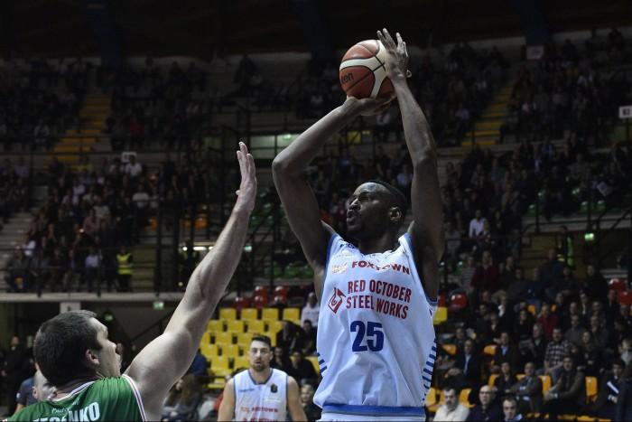 LegaBasket - Impresa Cantù, Avellino sconfitta al fotofinish (75-74)