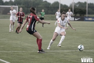 Washington Spirit and Reign FC Draw 0-0