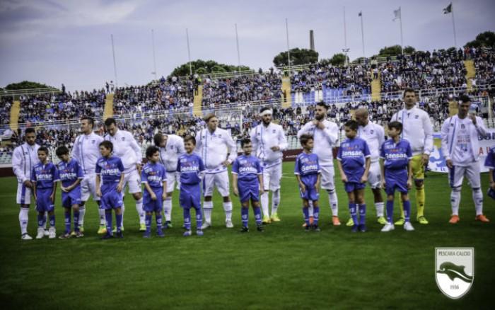 Pescara - Coda, Gyomber, Bahebeck e Fornasier out contro la Juve