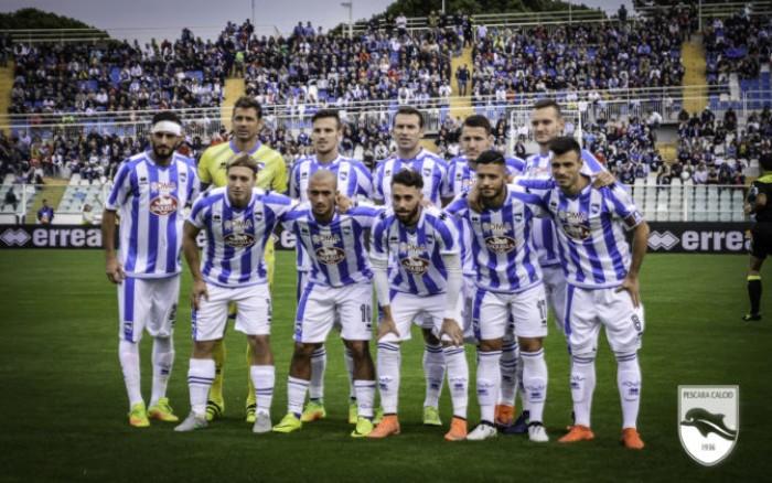 Serie A, Pescara già al lavoro per preparare la sfida con la Juventus