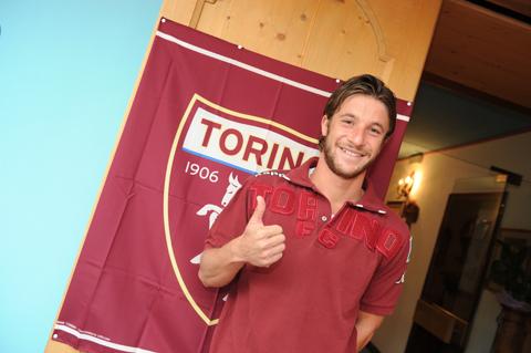 Primer entrenamiento de Ferronetti tras su larga lesión