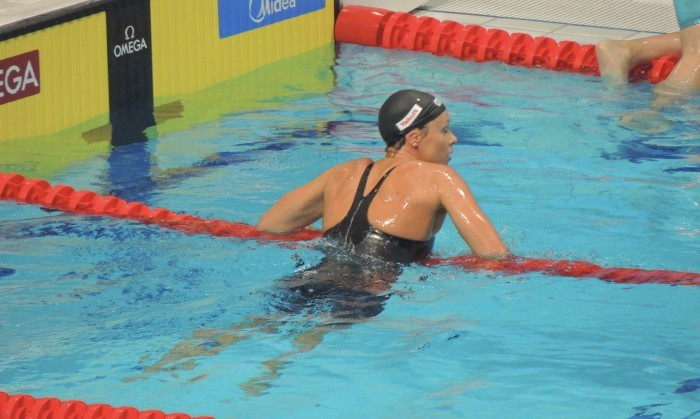 Nuoto Europei in vasca corta- Copenaghen 2017 100 alla Kromowidjojo Pellegrini settima