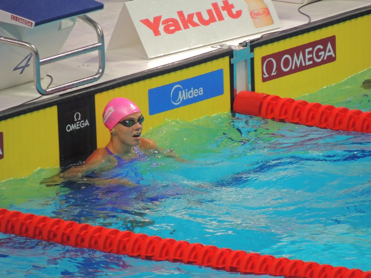 Nuoto - Settecolli: Efimova signora della rana, Proud e Blume divorano la vasca, vince la Quadarella, Burdisso migliora