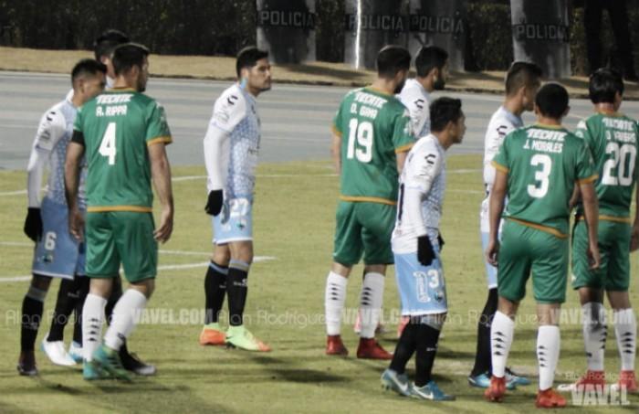 Potros y Tampico suman un empate más