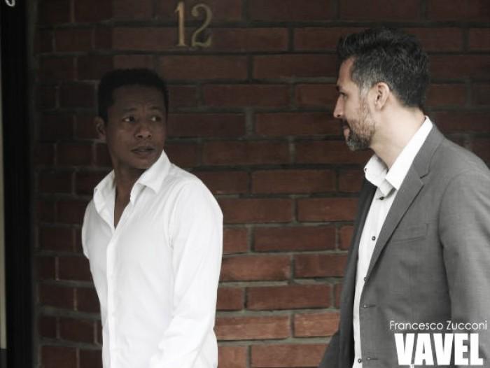 """Mario Yepes: """"Se necesita tiempo y trabajo"""""""