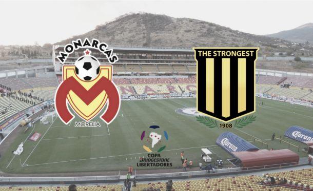 Monarcas - The Strongest: vuelve el sueño libertador