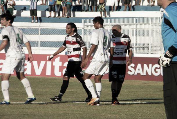 Icasa x Santa Cruz, Série B 2014  e