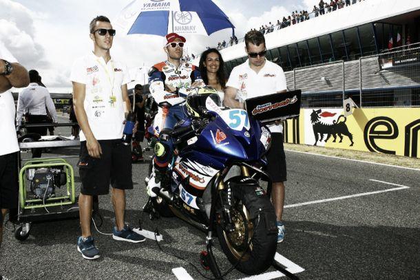 Ferrán Casas cierra la temporada con el Team Suzuki Speed Racing