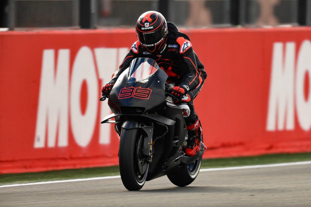 MotoGP, test Valencia Day 2 - La situazione dopo quattro ore