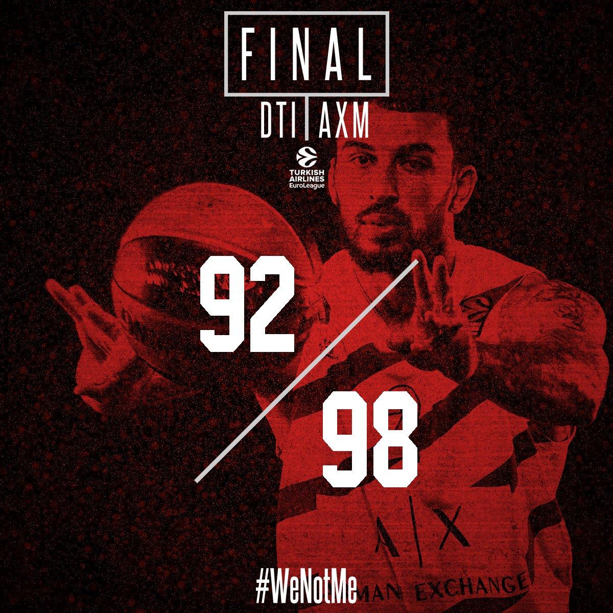 Eurolega - Milano continua a vincere: successo contro il Darussafaka