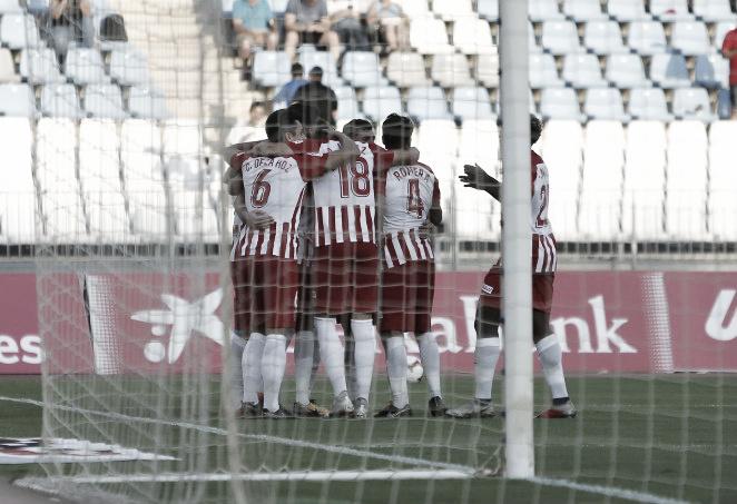 El Almería buscará ganar fuera de casa en el Wanda Metropolitano