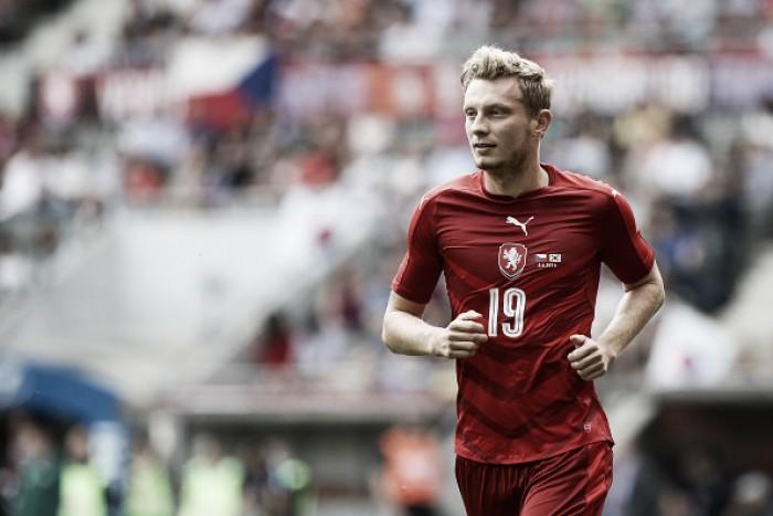 Destaque na Europa League pelo Sparta Praga, atacante tcheco Krejci assina com o Bologna