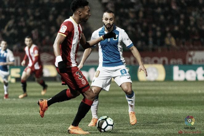 Previa Girona - Leganés: objetivo, los tres puntos