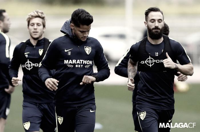 El Málaga jugará un amistoso frente al Hamburgo